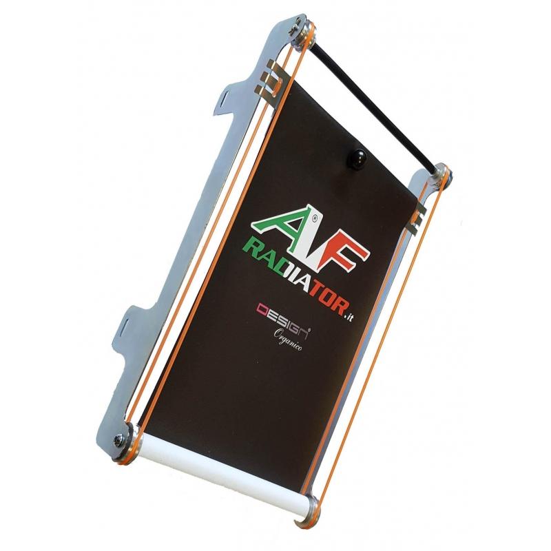 Mondokart rideau avec supports pour radiateur - Quel rideau pour fenetre avec radiateur ...
