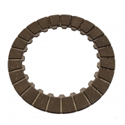 Disco frizione guarnito interno (alluminio guarnito solo da un lato) Pavesi Valvola