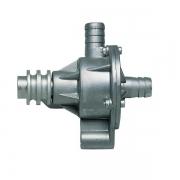 Pompa acqua completa in alluminio