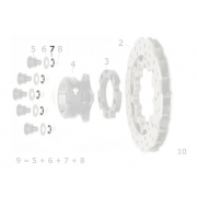 Seeger D 8 disco freno