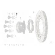 Spina elastica D10 disco freno