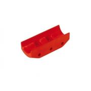 Protezione in nylon per disco freno Ø 206 x 16 mm