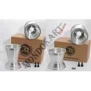 Set Cerchi Alluminio Rain 130 - 180 (attacco standard)