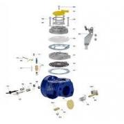 Carburatore Ibea 24 blu Vortex DVS