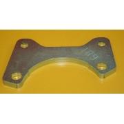 Piastra supporto pinza posteriore V05 (passo variabile) NEW