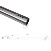 Assale 40mm per Rotax DD2, MONDOKART