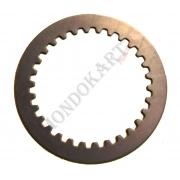 Disco frizione nudo acciaio Iame Screamer (1-2) KZ