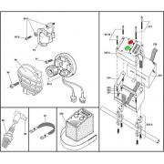 Cuffia Impermeabile Pulsantiera IAME Easykart