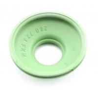 Polmone a membrana verde valvola Iame KF