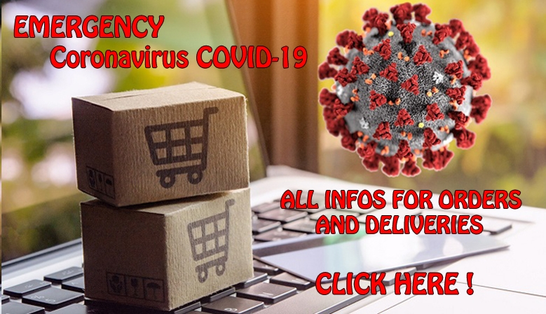 Informations about Deliveries - Coronavirus Covid-19