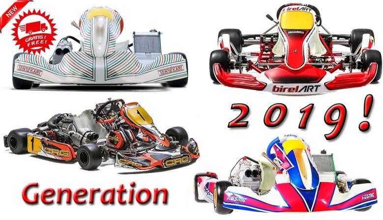 Mega Store Kart with Outdoor Circuit - MondoKart Racing Shop